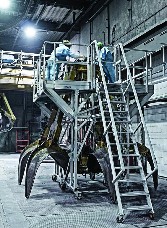 Fabrication sur mesure plates-formes et passerelles marseille aix 13