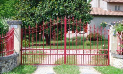 Portail et clôtures acier