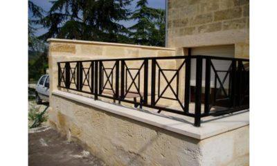 grilles de balcon